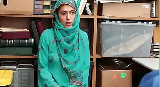 Shoplyfter - Hijab Teen Harassed &_ Strip-Searched