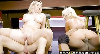 Brazzers Exxtra - (Prince Yashua) - Blowing On Some Other Guys Dice