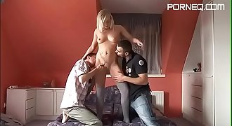 Cum-filled German Pussies 1
