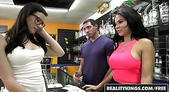 RealityKings - Money Talks - (Dylan Daniels, Kymberlee Anne) - Pass The Pussy